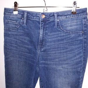 Mossimo Supply Co. Jeans - NWOT Mossimo high waisted cropped jeggings jeans